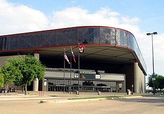 Reunion Arena Demolished indoor arena