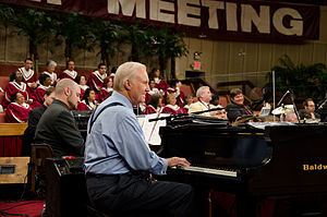 Jimmy Swaggart - Swaggart in 2011