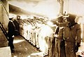 Revolver Drill, aboard USS Brooklyn (ACR-3), 1898 (25768593802).jpg