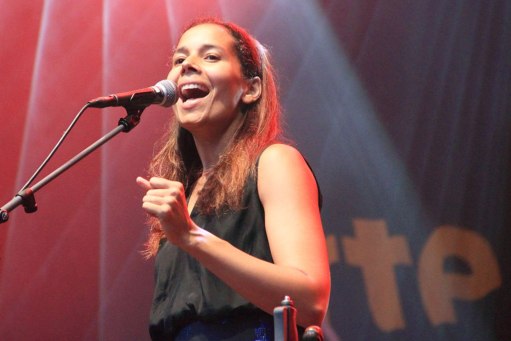 Rhiannon Giddens By Schorle - Own work, CC BY-SA 4.0, https://commons.wikimedia.org/w/index.php?curid=41615331
