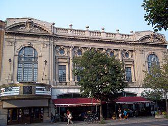 Park Avenue (Montreal) - Former Rialto Theatre, July 2011.