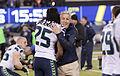 Richard Sherman and Pete Carroll in embrace Super Bowl XLVIII.jpg