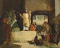 Richard parkes bonington after rembrandt christ preaching - unfinished070531).jpg