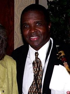 Rickey Woodard American jazz musician