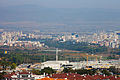 Ride with Simeonovo Cablecar to Aleko, view to Sofia 2012 PD 017.jpg