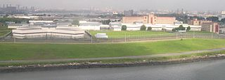 Rikers Island island in the United States of America