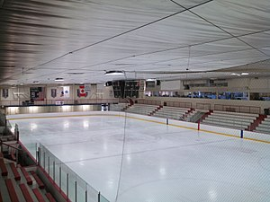 New England Sports Center - Rink 1