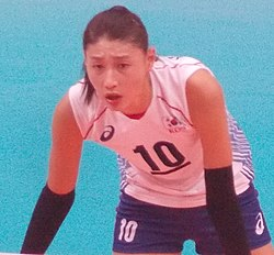 Rio 2016, Women's Volleyball, South Korea x Netherlands (22) (cropped).jpg