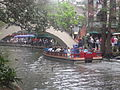 River Walk near Rainforest Cafe in San Antonio, TX IMG 5861.JPG