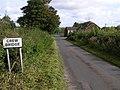 Road at Crew Bridge - geograph.org.uk - 1478529.jpg
