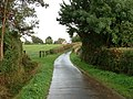 Road into Kettlebaston - geograph.org.uk - 252428.jpg
