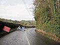Road works at Rhiewport - geograph.org.uk - 1565139.jpg