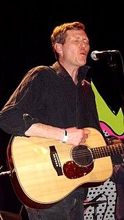 Robbie Fulks American singer-songwriter based in Chicago