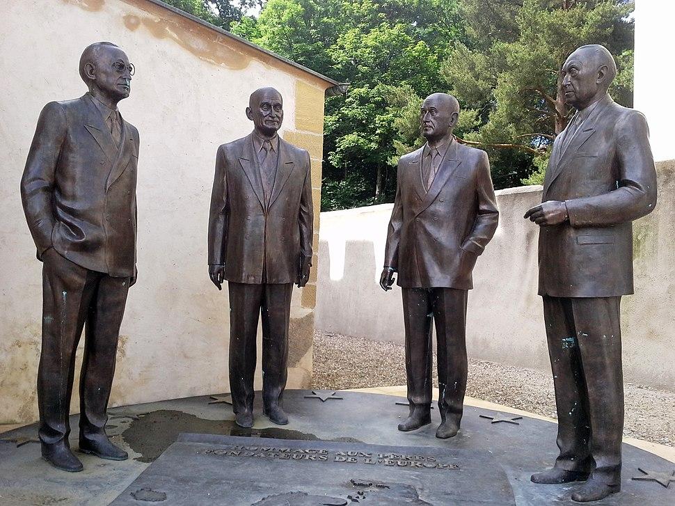 Robert-Schuman Monument Scy-Chazelles