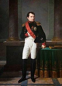 Août 2021 - Page 2 218px-Robert_Lefevre_Napoleon_1812