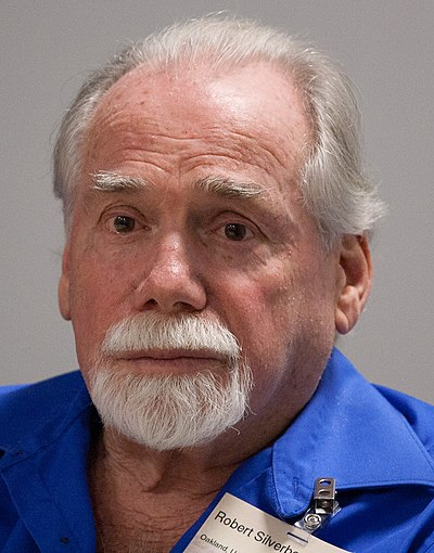 Picture of an author: Robert Silverberg