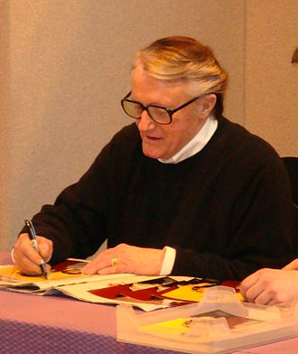 Robert Vaughn - Vaughn at a memorabilia event in March 2009