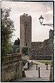 Rocca nuova o di Castruccio - Torre ottagonale.jpg