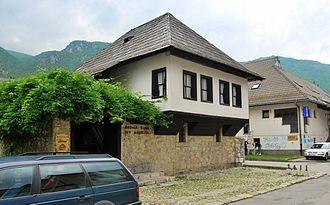 Travnik - Birthplace of Ivo Andrić