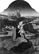 Rogier van der Weyden - Madonna and Child in a Landscape.jpg