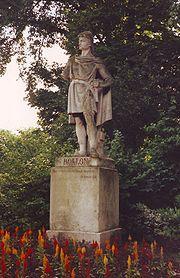 Statue of Rollo in Rouen