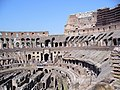 Roma - Colosseum inside - Amphitheatrum Flavium - panoramio - jeffwarder.jpg