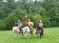 Roman Cavalry Reenactment - Roman Festival at Augusta Raurica - August 2013-041.JPG
