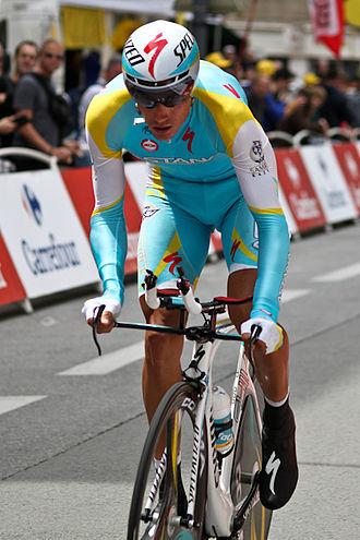 Roman Kreuziger - Kreuziger at the 2011 Tour de France