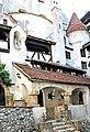 Romania-1943 - In the Courtyard (7707026796).jpg