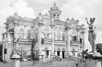 Rose Garden Palace - Image: Rose Garden Dhaka (1)