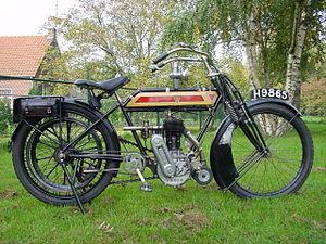 Rover Company - 1912 Rover 3-speed