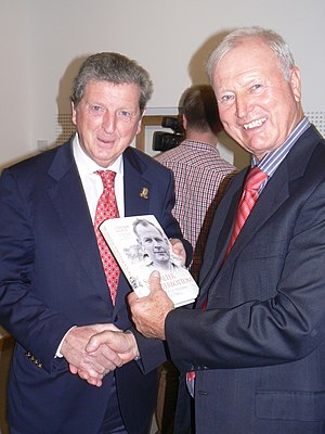 Walter Winterbottom - Roy Hodgson and Winterbottom biographer Graham Morse