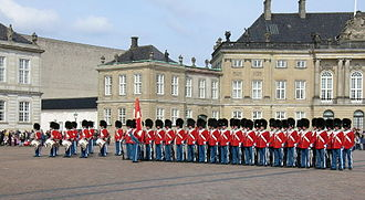 Royal Life Guards Music Band (Denmark) - The Corps of Drums
