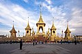 Royal crematorium of King Rama IX - Day.jpg