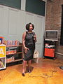 Ruby Bridges Hall standing Algiers Point Library.JPG