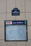 Rue Rambuteau, Paris 9 August 2007.jpg