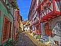 Rue du Rempart Nord, Eguisheim, Alsace - panoramio (1).jpg