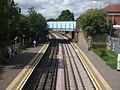 Ruislip station high westbound.JPG