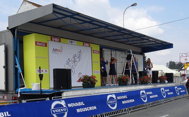 Rumillies (Tournai) - Tour de Wallonie, étape 1, 26 juillet 2014, arrivée (A09).JPG