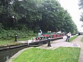 Rushall Canal - Lock No 4 - geograph.org.uk - 925588.jpg