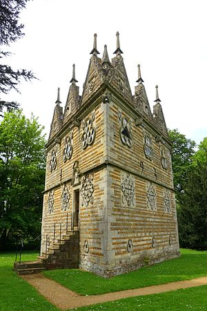 Rushton Triangular Lodge - Rushton Triangular Lodge