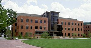 Colorado College - Russell T. Tutt Science Center at Colorado College