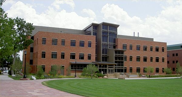 Russell T. Tutt Science Center at Colorado College Russell T Tutt Science Center.jpg