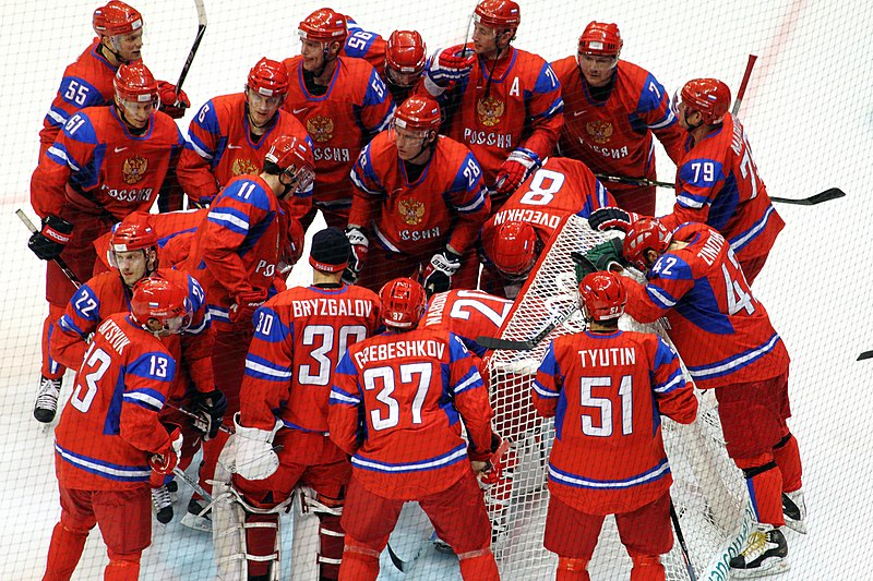 Bet on Russia in the Olympics