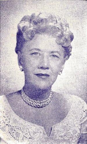 Ohio Women's Hall of Fame - Image: Ruth Lyons