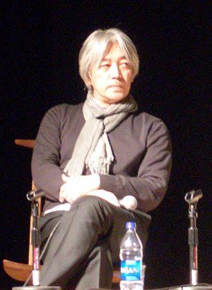 Ryuichi Sakamoto - Sakamoto in 2010