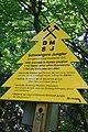 """Süd Harz Wanderung um Sülzhayn - Auf dem Kammweg - """"Kleiner Rennsteig"""" ohne Massen von Menschen - panoramio.jpg"""