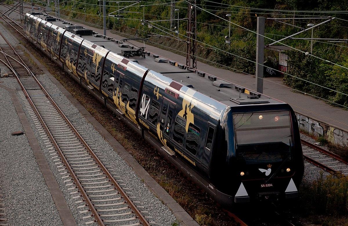 B (S-train) - Wikipedia