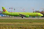 S7 - Siberia Airlines, VQ-BQJ, Airbus A321-211 (25566058940) (2).jpg