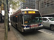 SEPTA bus 8625 at Market Street and 12th Street.jpeg